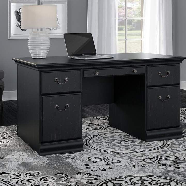 Astoria Grand Coto Executive Desk Desk Executive Desk Black Desk Office