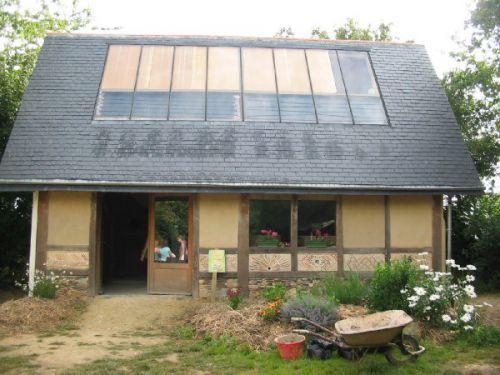 Vivre en autonomie, produire son électricitéson chauffage et gérer - qu est ce qu une maison bioclimatique
