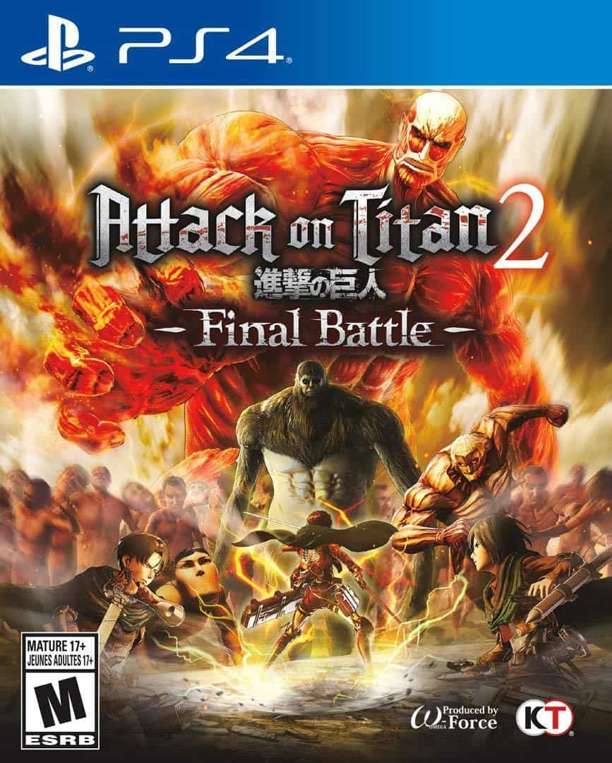 80 Best Anime Gifts for Anime Lovers - Gift Ideas for Otakus   AC   Attack on titan game, Attack ...