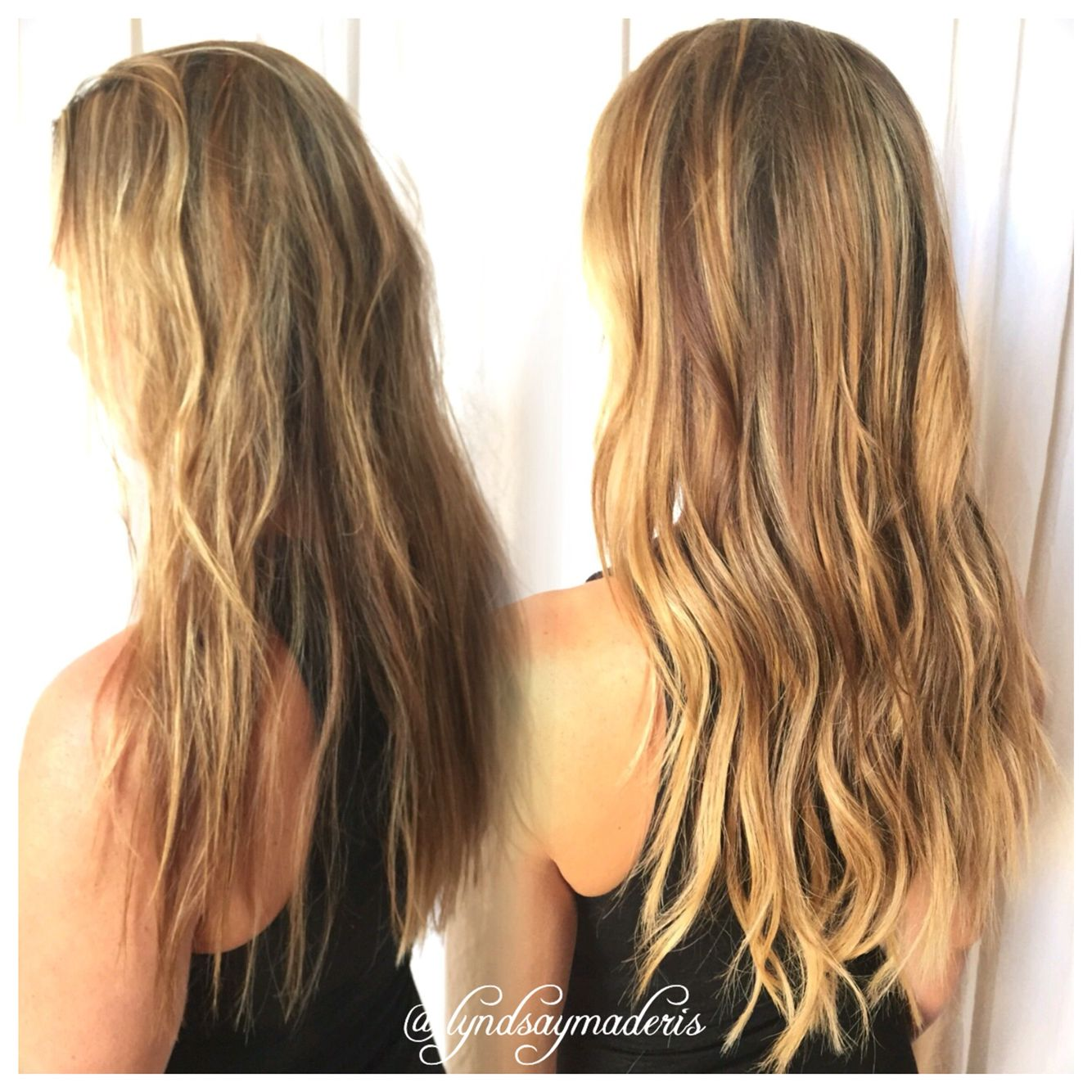 Filling in thin hair with great lengths hair extensions by lyndsay filling in thin hair with great lengths hair extensions by lyndsay maderis pmusecretfo Image collections