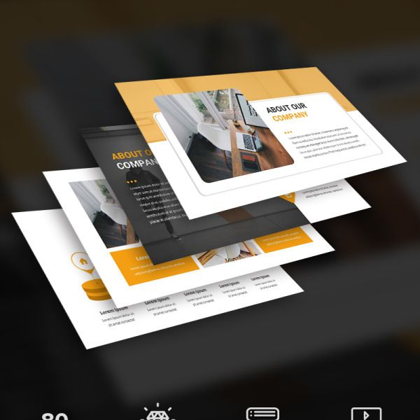Tribe - Creative PowerPoint Template