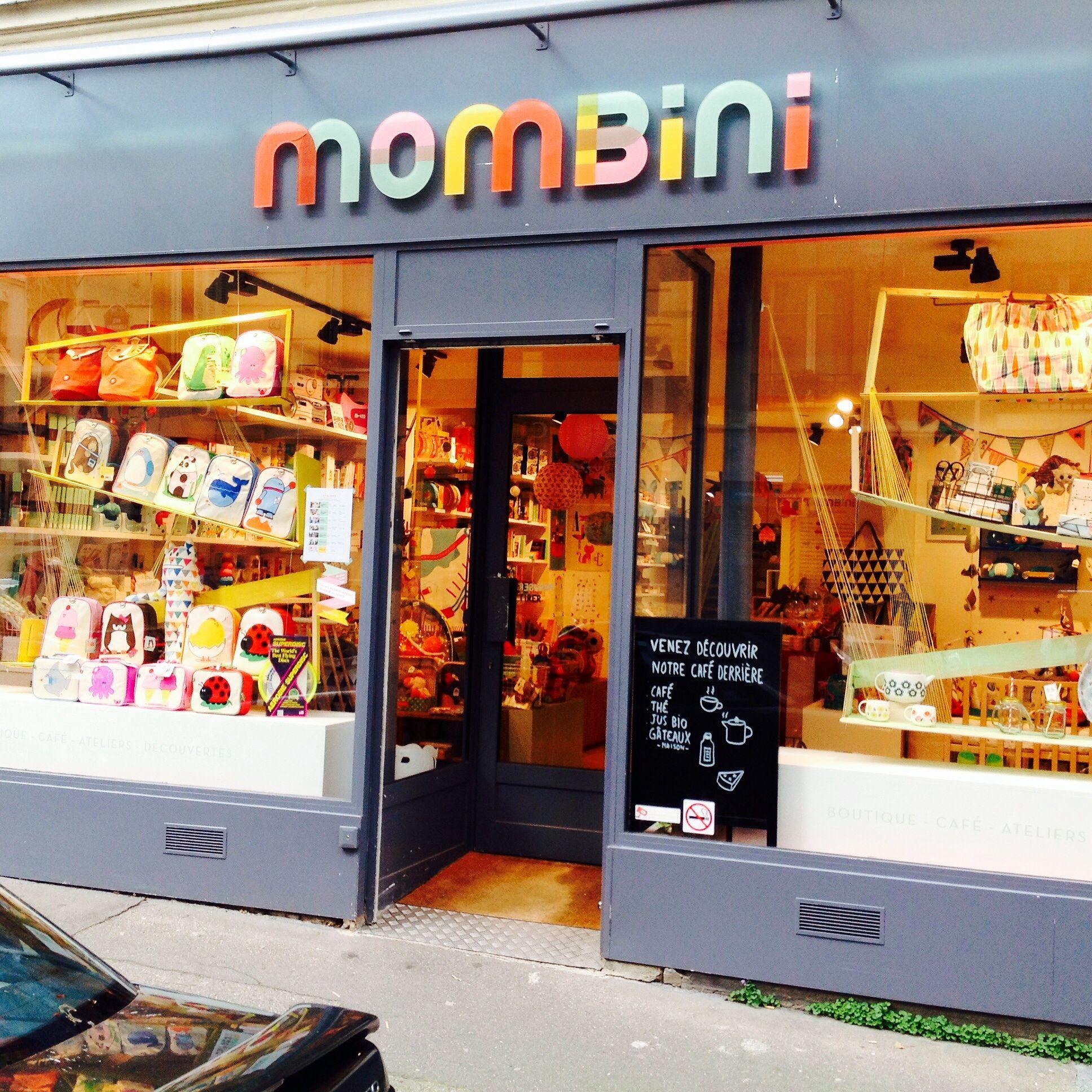[COUP DE COEUR] Pourquoi j'aime tant Mombini… Kids cafe