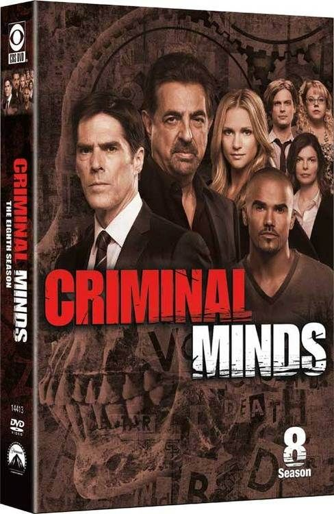 Release Date Announced For Criminal Minds Season 8 DVD Set