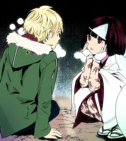 Yukine and Nora