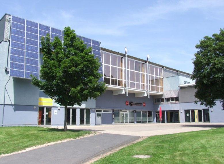 Werner-Aßmann-Halle, Eisenach, Thüringen, Germany