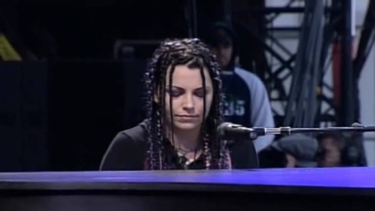 Evanescence Bring Me To Life Live Rock Am Ring 2004 Music