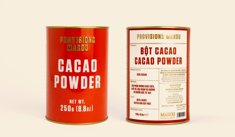 Provisions Marou Dieline Packaging Design Inspiration Vintage Packaging Packaged Food