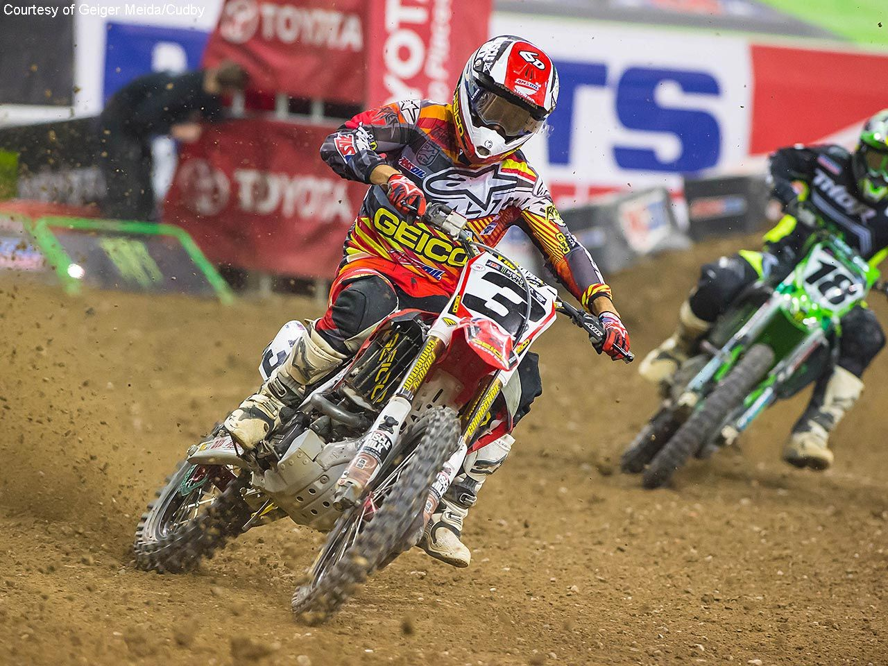 2015 Supercross Round 13 in St. Louis - DualSport and Offroad - Motorcycle Sport Forum