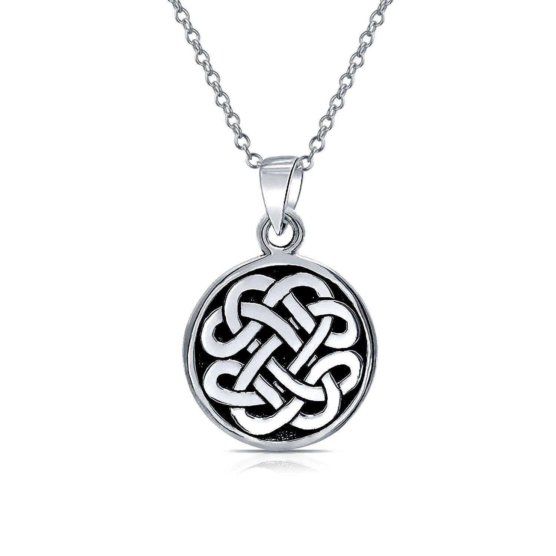 Celtic Design .925 Sterling Silver Pendant