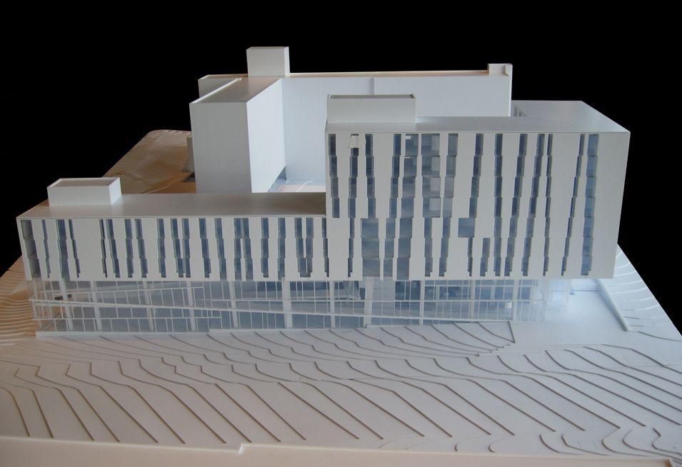 Mack Scogin Merrill Elam Architects Ernie Davis Architect Syracuse University