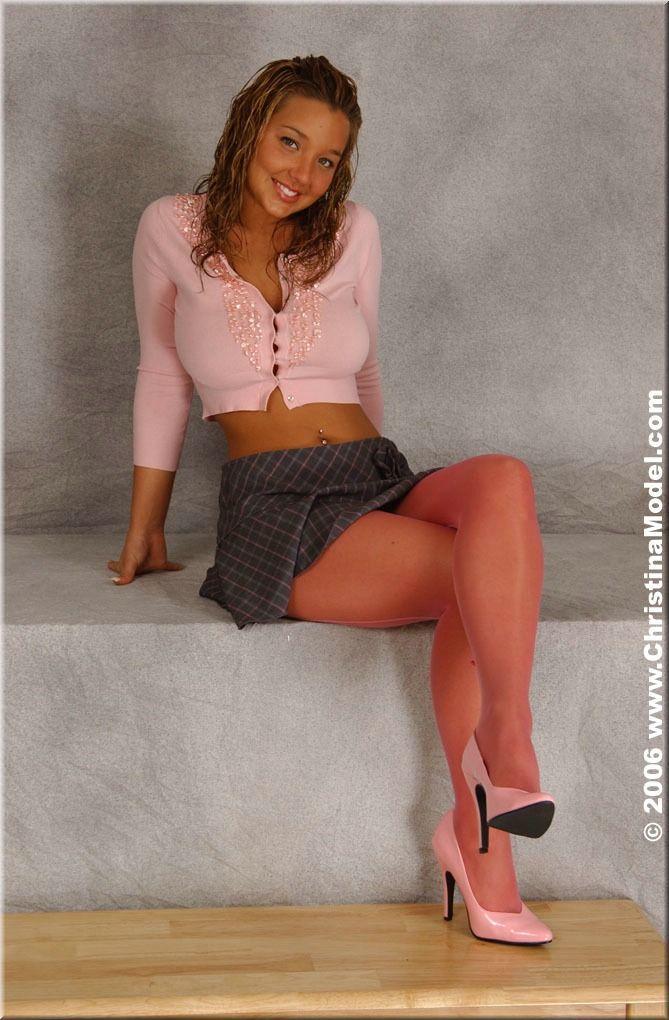 Christina model movies