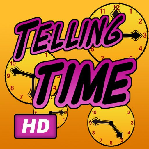 Telling Time App Review BridgingApps Telling time