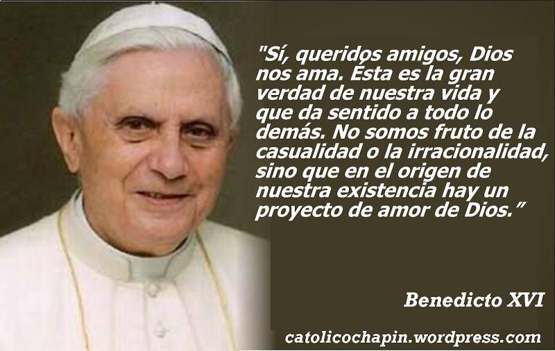Dios Nos Ama Dios Te Amo Y Frases De Santos
