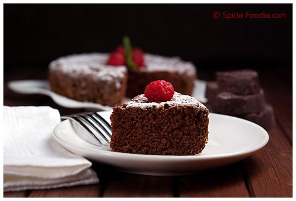 A Perfectly Soft And Moist Mexican Chocolate Cake With Slight Crisp Outer Layer You Ll Taste The Unique Flavor Of Cinnamon Way In