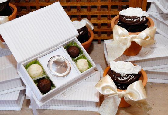 Caixinha para presente!  www.nininhasigrist.com.br