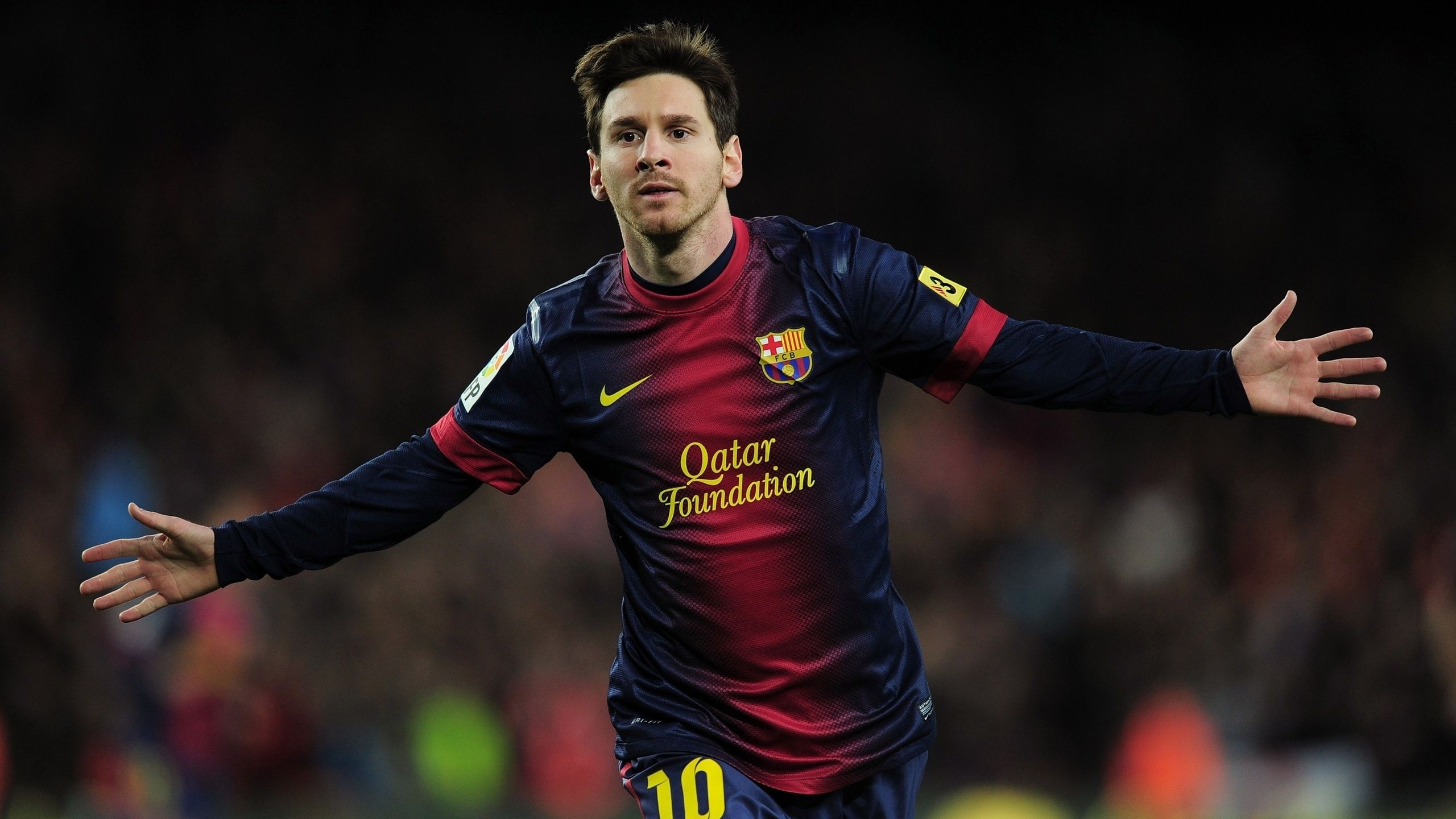 10 Most Popular Lionel Messi Hd Wallpapers Full Hd 1080p For Pc Desktop Lionel Messi Lionel Messi Skills Messi