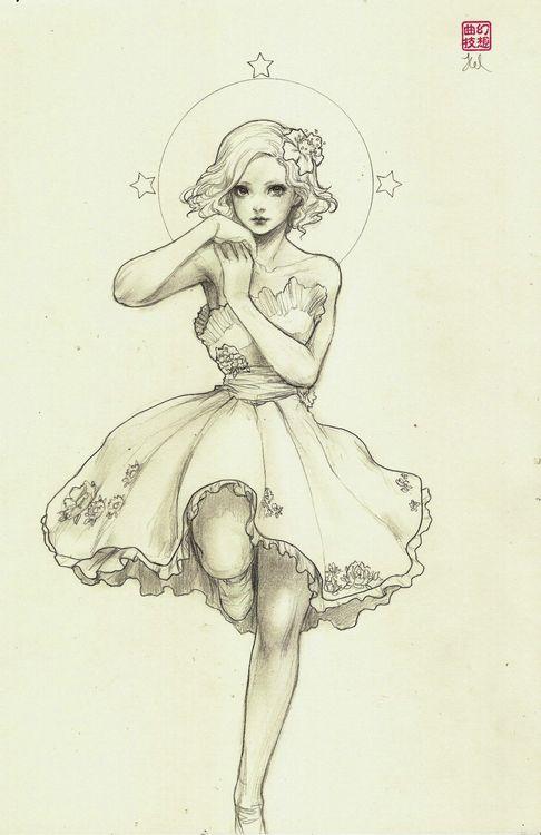 Jasmin Darnell(yasahime)...   Kai Fine Art