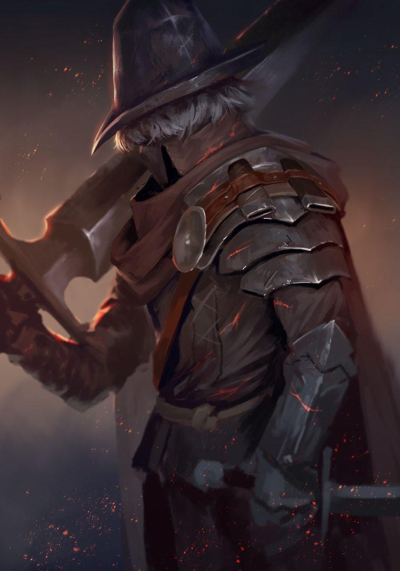 J 4j 7 Dark Souls Artoriasthe Abysswalker Abyss Watchers