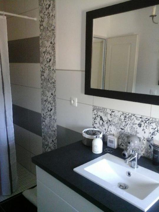 Salle De Bain Et Douche Framed Bathroom Mirror Lighted Bathroom Mirror Bathroom Mirror