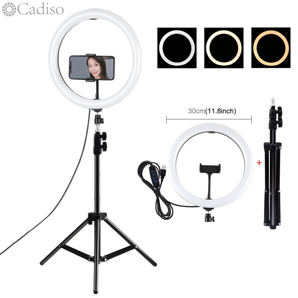 Selfie Ring Lamp For Phone Tripod And Phone Holder For Tiktok Youtube Best Price Phonesep Com In 2020 Phone Tripod Phone Holder Selfie Light