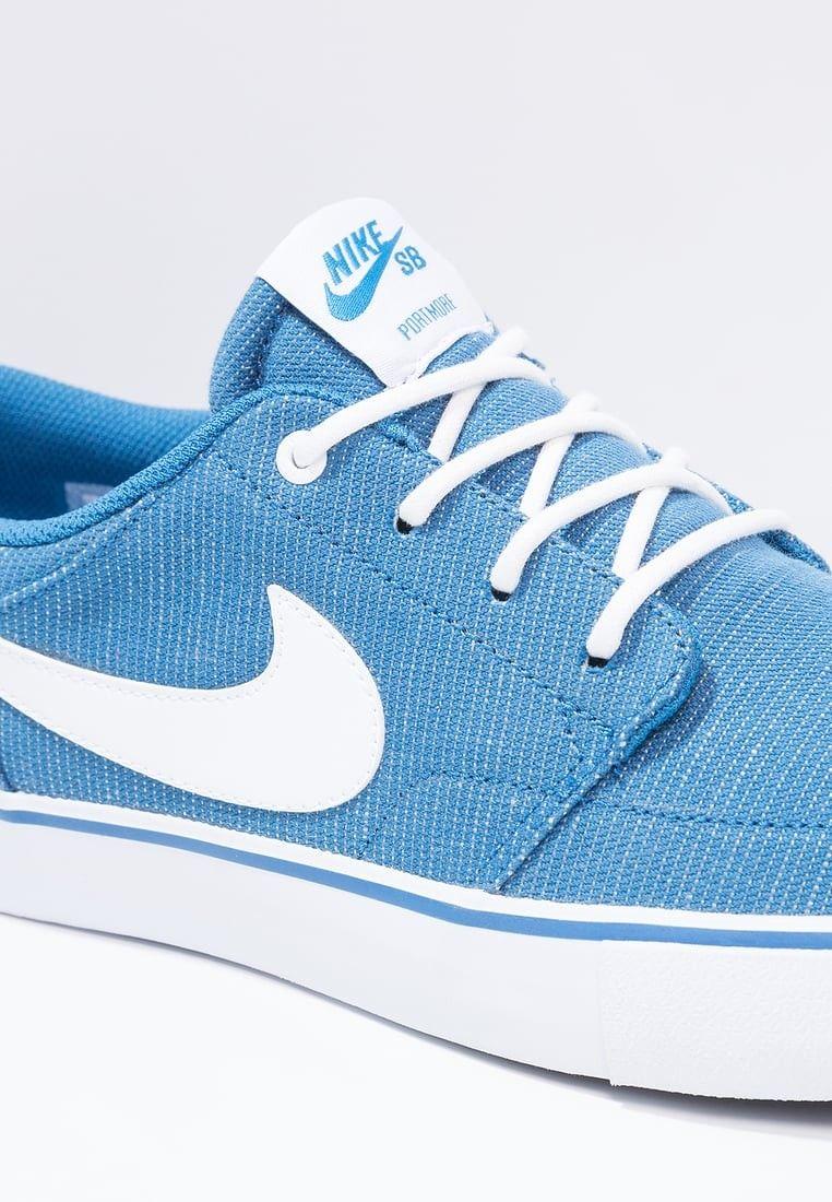 Nike SB SOLARSOFT PORTMORE II CNVS PREMIUM Sneaker low