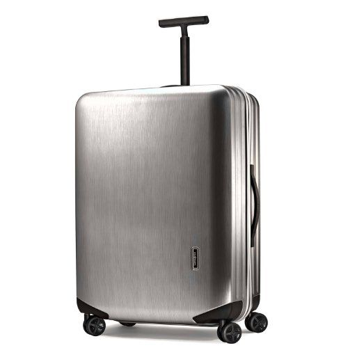 Samsonite Luggage Inova Spinner 28 Metallic Silver One Size * For ...
