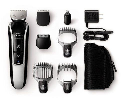 Philips Qg3364 49 Norelco Multigroom 5100 Grooming Kit 7