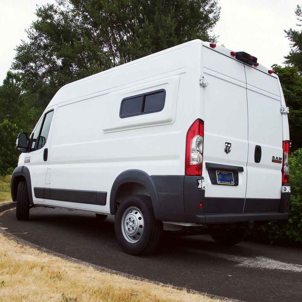 Promaster Flarespace Vanlife Windows 1 Jpg Ram Promaster Auto Body Shop Camper Van