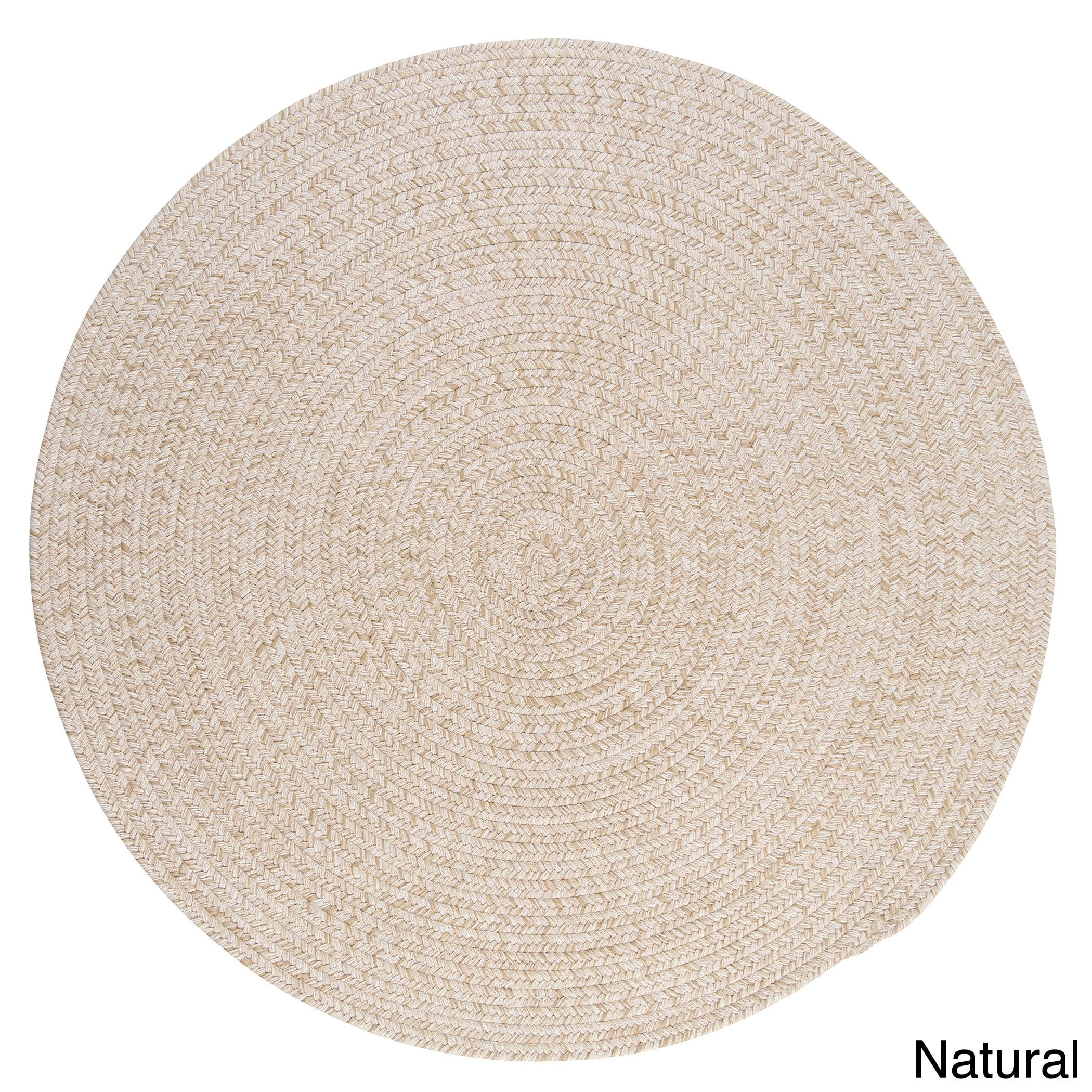 Urban Wool Blend Flat Braided Rug In 2020 With Images