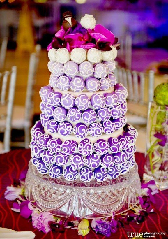 Stylish Wedding Cakes Weddings Romantique Wedding dream cake