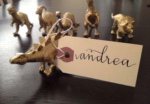 Pin By Landon Green On Wedding Decor Dinosaur Wedding Wedding Place Cards Science Wedding