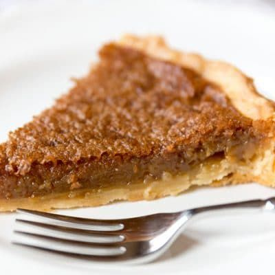 Southern Brown Sugar Pie #brownsugar