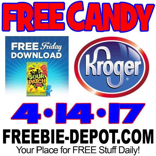 ►► FREE Sour Patch Kids Candy at Kroger - 4/14/17 ►► #Free, #FREEStuff, #FREEWithCoupon, #Freebie, #Frugal, #FrugalFind, #Kroger, #SourPatchKids ►► Freebie Depot