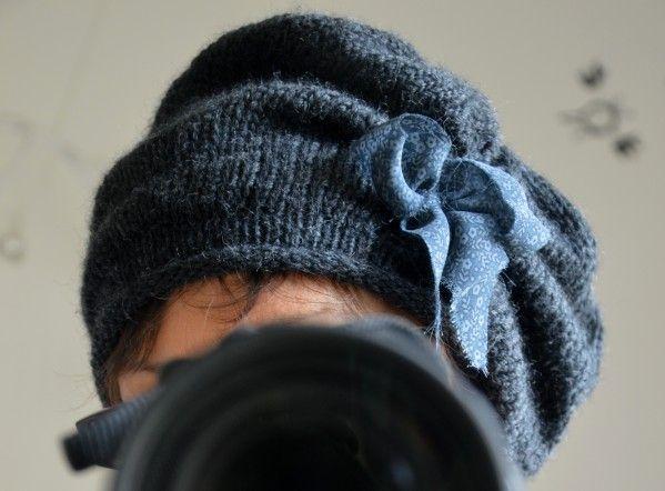 bonnet downton tricot bonnets knits hats pinterest bien fait pour toi et hiver. Black Bedroom Furniture Sets. Home Design Ideas