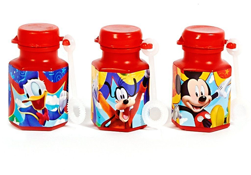 disney mickey mouse mini bubbles [set of 12] Case of 8
