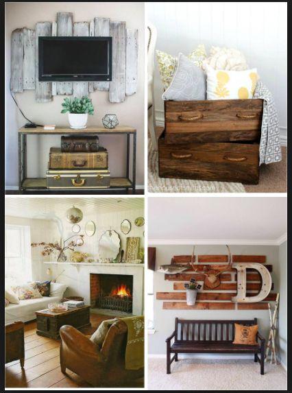 Sugestões para decoração