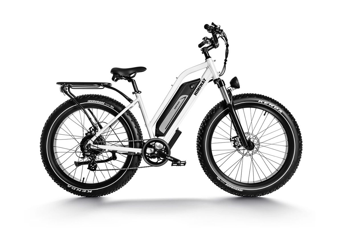Himiway Introduces The Latest All Terrain Electric Bikes As The