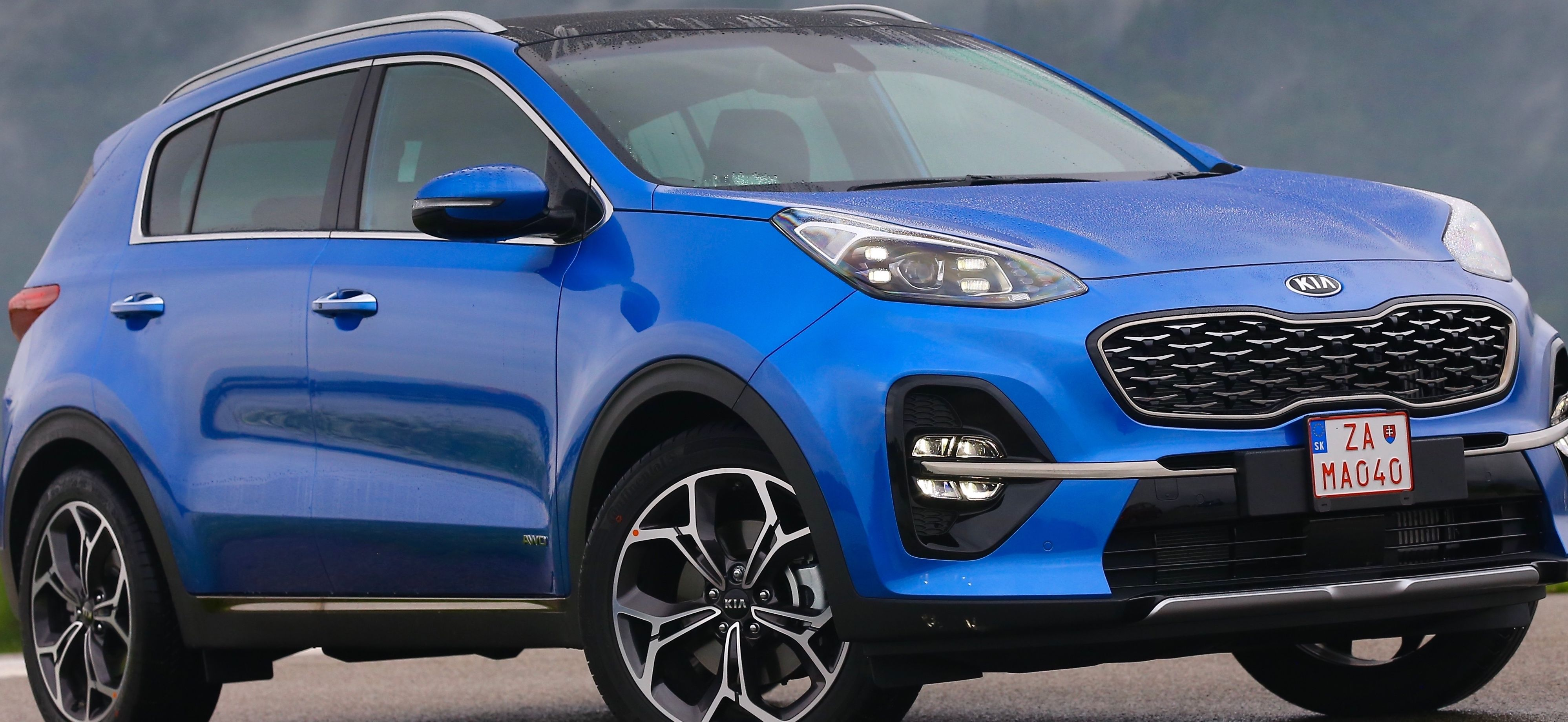 The Kia Sportage is one of the most popular midsized SUVs