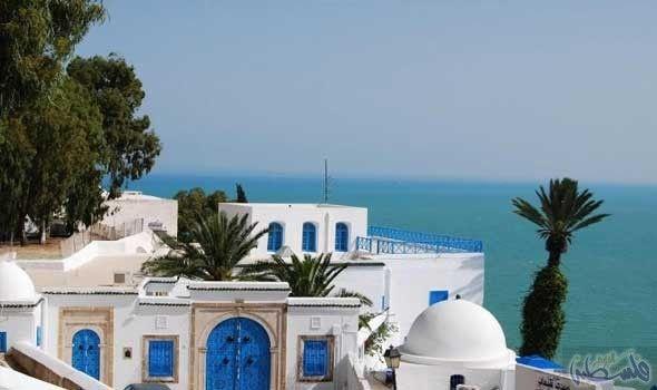 مدينة سيدي بو سعيد في تونس المكان المنشود لشهر عسل رائع Tunis Sidi Bou Said Mansions