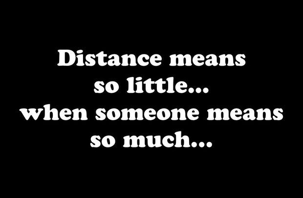 Awesome Long Distance Friendship Quotes