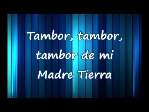 Chayanne Madre Tierra Oye Con Letra Hablar Español Chayanne Madre Tierra
