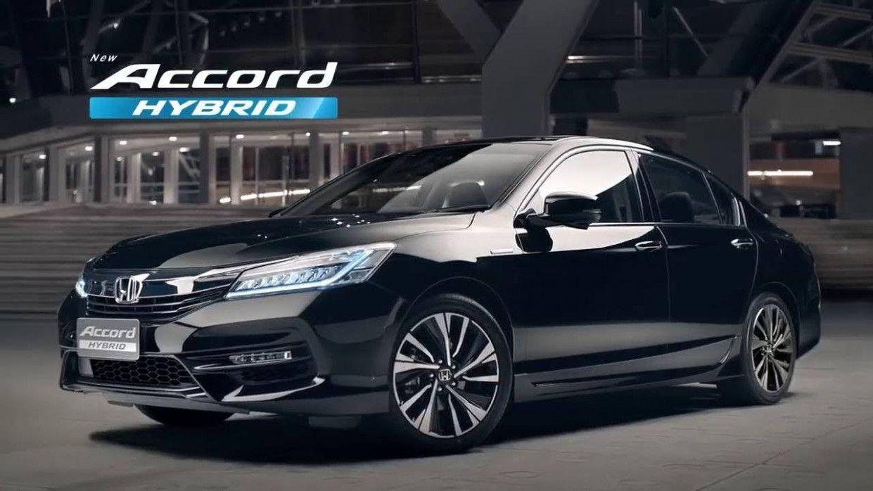 2020 Honda Accord Touring Pricing Honda accord touring