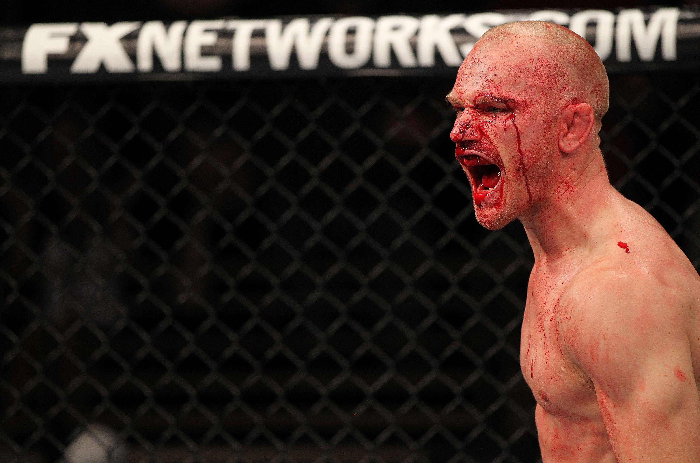 Bloodiest Ufc Fight Bloodiest ufc fight bloodiest | Bloddy ...