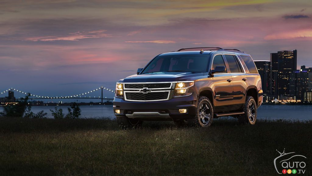 Chevy Tahoe Suburban Each Get Midnight Edition Car News