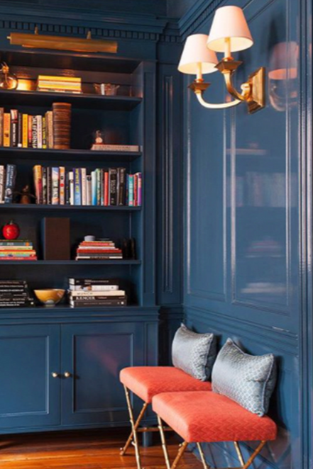 A Look At Lacquer And Why We Love It With Images Home Library