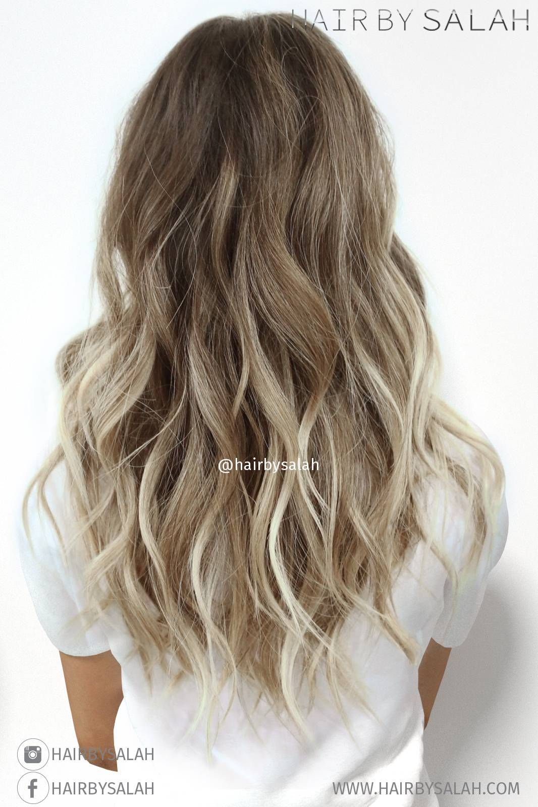 Sandy Blonde Balayage Balayage Hair Dying Hair Blonde Hair