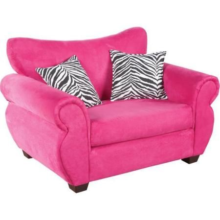 Oversized chair (for two) Oh love it! It\'s so me. | Pink Pink and ...