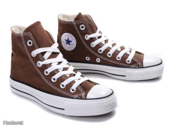 brown all stars converse