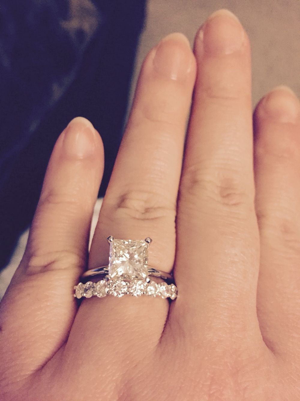My Wedding Set From Kesslers In W Madison Wi Clic And Beautiful I Am So Hy