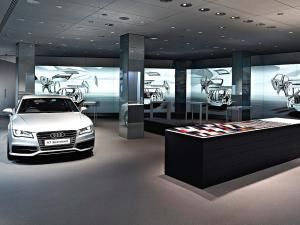Is Audi the car dealer of the future?